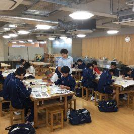 ものづくり大学校 模型教室
