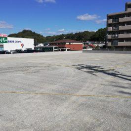 下手野2丁目月極駐車場募集開始